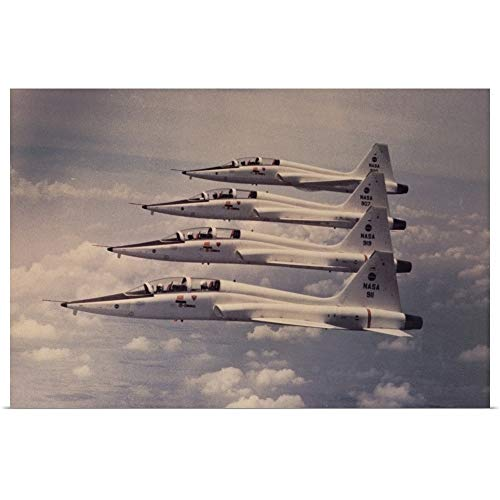 Used, GREATBIGCANVAS Poster Print Entitled Four Northrop for sale  Delivered anywhere in USA