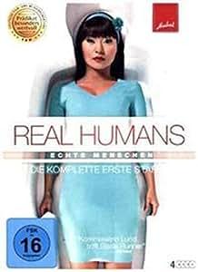 Real Humans / Äkta människor (Region 2)