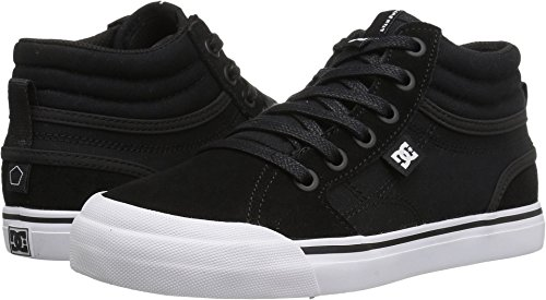 Dc Boys' Hi ShoesBlackwhite12 Us Little Kid Skate Youth M Evan 0Om8wvNn