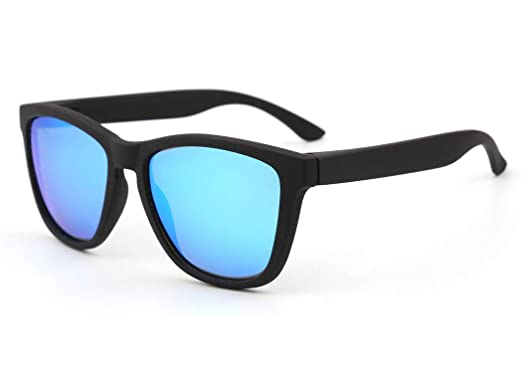 f3b6ba999ec3 Amazon.com  Ocean Sunglasses Men and Women Polarized Lenses (Black ...