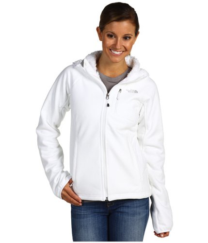 (North Face Windwall 2 Jacket Hoodie Womens (Small, TNF White))