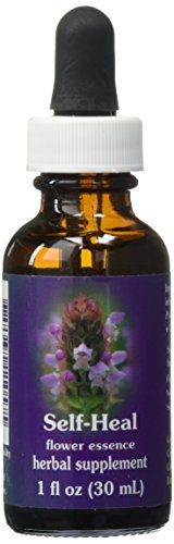 (Flower Essence Services FES Quintessentials Self-Heal Supplement Dropper, 1 Ounce)