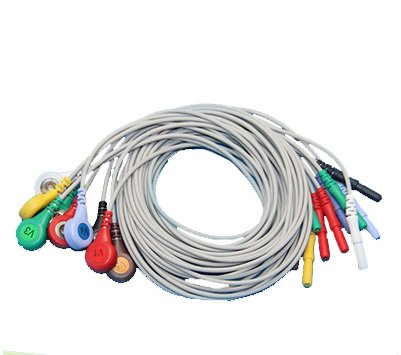 5 Lead Ecg Cable - 3