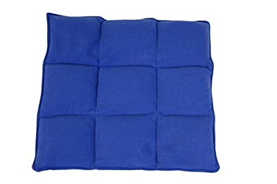 Weighted Sensory Warming/Cooling Lap Blanket/Pad for Kids - Help with Focus and Relaxation. Great for Children with Autism, ADHD