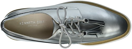 Silver Chaussures Oxfords Femmes Cole New Kenneth York 4Zw6IYcx
