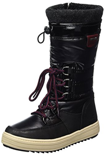 Tom Tailor Women's 3794703 Snow Boots Black (Black) 5imXw