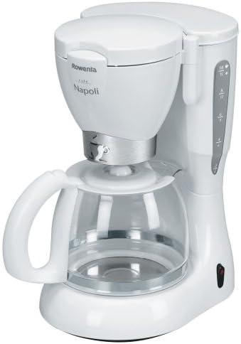 Rowenta CG 100 Cafetera Napoli – Color Blanco: Amazon.es: Hogar