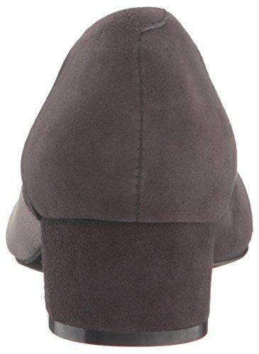Bernardo Womens Roxanne Robe Pompe Noire / Cendre / Charbon