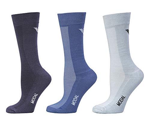 TuffRider Modal Knee High Socks -3 Pack -