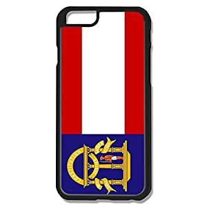 Funny Colorful Flag USA Georgia State Pc Cover For IPhone 6