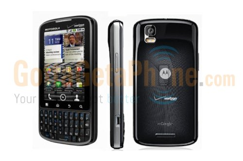 Motorola Qwerty Keyboard - 8