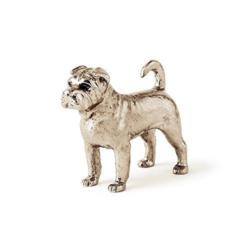 (Shar-Pei Made in UK Artistic Style Dog Figurine)