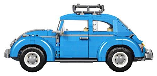 415641SnlIL - LEGO Creator Expert Volkswagen Beetle 10252 Construction Set