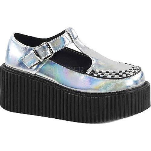 48a4389e2a911 Demonia Women's Cre214/Shg-Bvl Fashion Sneaker 80%OFF - cohstra.org