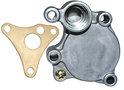 YAMAHA RHINO 660 YXR 660 OIL PUMP ASSEMBLY FREE GASKET YXR660 2004 2005 2006 2007 by TOP NOTCH PARTS (Image #1)