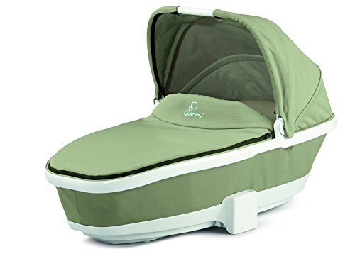 Quinny Pram And Bassinet - 1