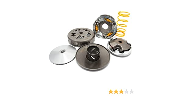 Amazon.com: NCY 1200-1197 Performance Super Transmission Set; Yamaha Zuma 50 2T: Automotive