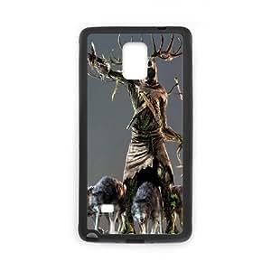 Samsung Galaxy Note 4 Phone Case The Witcher C-C30549