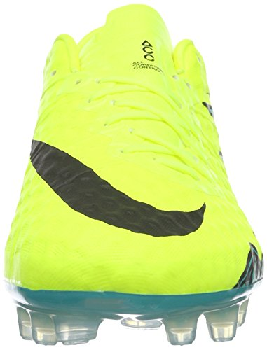 Jade Black hyper Gelb Volt Hypervenom Herren Turq Fußballschuhe clear FG Phinish Nike 08P1wOqx