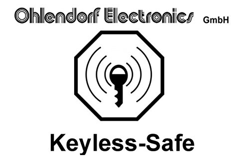 // Keyless Car Key Case Blocking Case Keyless Safe for Car Keys with the Keyless Go System to Protect Against Car Theft by Radio and Hacker Attacks RFID//NFC New version Radio