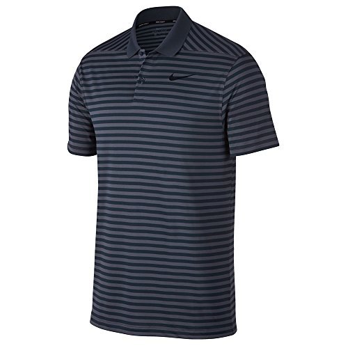 ictory Standard Fit Polo Shirt, M, Blue ()