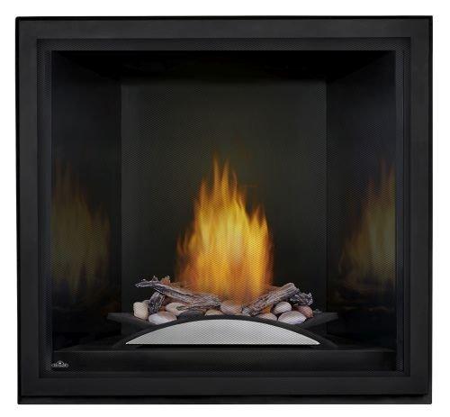 Napoleon Starfire NG Fireplace w/Fire Cradle, Standard Barrier & BL PRP Liner