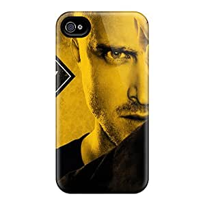 New Cute Funny Breaking Bad 1 Case Cover/ Iphone 4/4s Case Cover