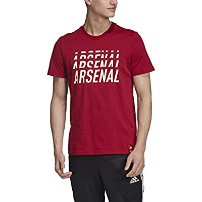 adidas Men's Arsenal FC DNA Graphic Tee