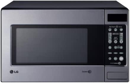 LG MS2043ZLT Integrado 20L 700W Negro, Acero inoxidable ...