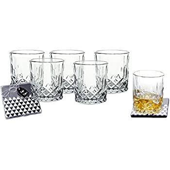 Rcr opera crystal double old fashioned glass 42