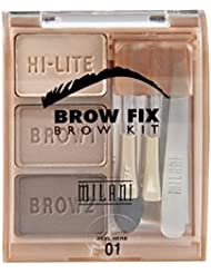 Milani Brow Fix, Light, 0.15 Ounce