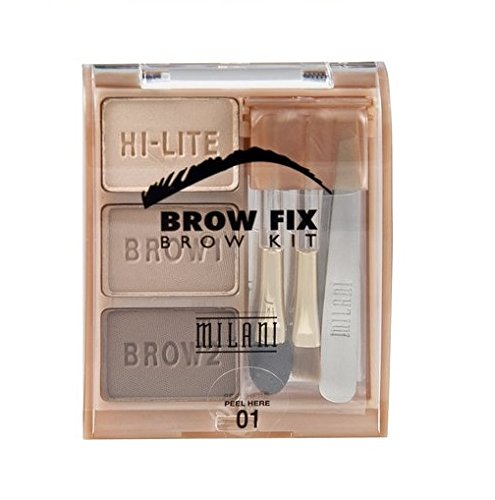 Milani Brow Fix, Light, 0.15 (Brow Kit)