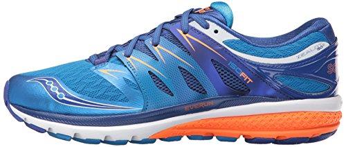 Saucony Zealot Chaussure Homme Orange De Pied Bleu Iso Course 2 Pour AZArBxqw