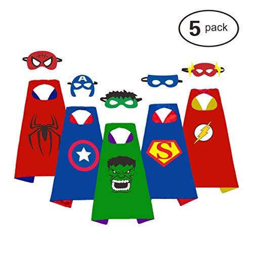 Angel Kiss 5 Packs Super Heros Dress up