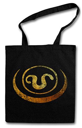 SYMBOL OF APOPHIS HIPSTER BAG �?Puerta Goa'uld Na'onak Ra a las Estrellas Jaffa Stargate Sign Estelar Logo Insignia