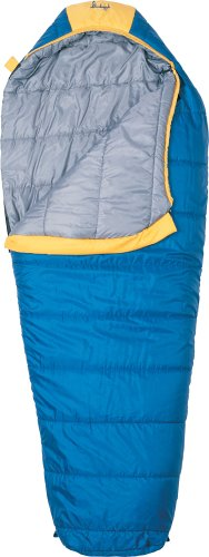 Slumberjack Latitude 20F Short Right Sleeping Bag, Outdoor Stuffs