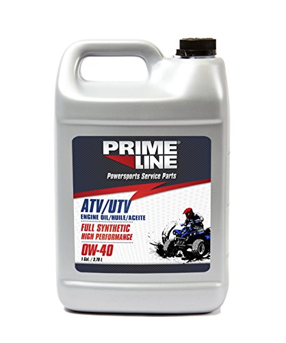 Prime Line Powersports 72-5101-3 Full Synesthetic High Pe...