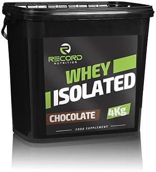 Whey Isolated 4kg 100% Profesional, proteina isolada, Sabor ...