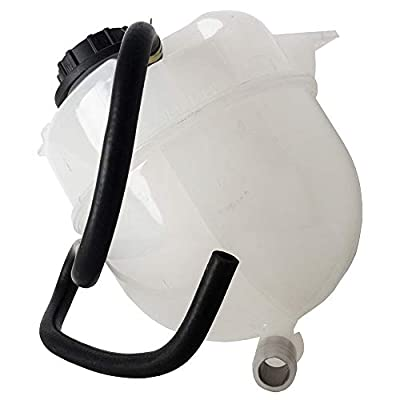 KARPAL Engine Coolant Recovery Tank Reservoir 4C2Z8A080BC Compatible With Ford E-150 E-250 E-350: Automotive