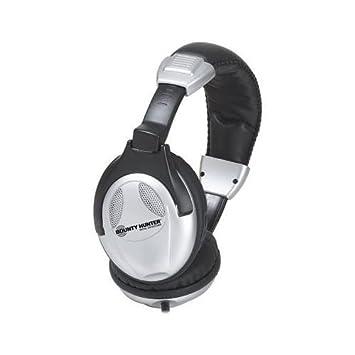 Bounty Hunter detector de metales Binaural Auriculares - conectividad Wired - estéreo - Cabeza: Amazon.es: Electrónica