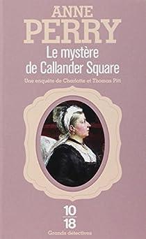 Le Mystère de Callander Square par Perry