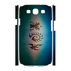 Samsung Galaxy S3 I9300 Phone Case StarCraft Protoss Case Cover PP8F296399