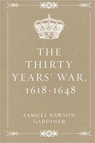 Book The Thirty Years' War, 1618-1648