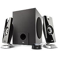 Cyber Acoustics CA-3090 2.1 Subwoofer Speaker System