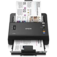 Epson WorkForce DS-860 Wireless Color Document Scanner (Certified Refurbished)