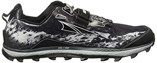 Altra King Mt Trail Running Shoe - Mens Shadow Grigio