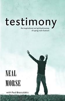 Testimony Neal Morse ebook product image