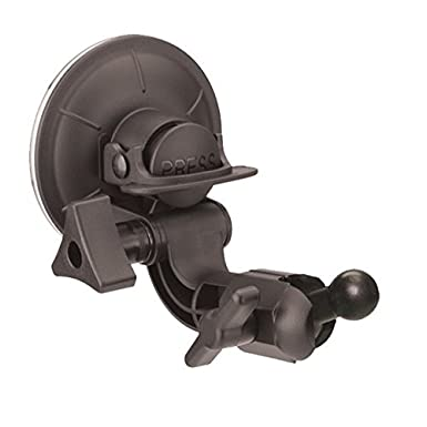 PanaVise 809-G Window Mount with Adapter for Garmin GPS Units