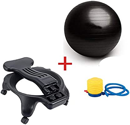 FLY FLU Ball Chair, Ejercicio Yoga Ball Antideslizante ...