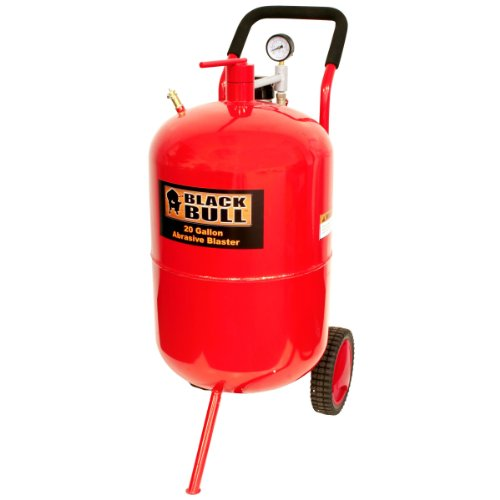Black Bull SB20G 20 Gallon Abrasive Blaster by Black Bull